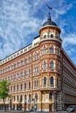 Jugendstil architecture Stock Photo