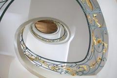 Jugendstil staircase Stock Image
