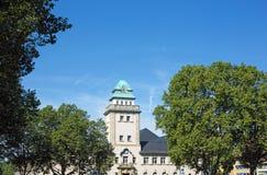 Jugendstilbad & x28; Bath& x29 Nouveau искусства; Стоковые Изображения RF