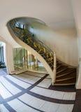 Jugendstilen - Art Nouveau - arkitektur av Hackescheren Ho arkivfoton