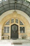 Jugendstil house entrance Stock Photo