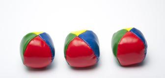 Juggle balls Royalty Free Stock Image