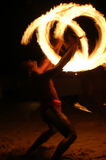juggler пожара Стоковое Изображение