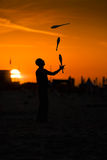 Juggler Fotos de Stock