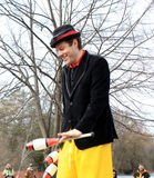 The Juggler Royalty Free Stock Image