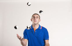 Juggler Stock Images