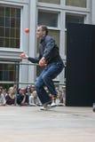Juggler stock fotografie