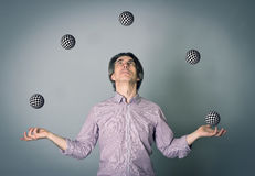 Juggler Stock Photos