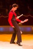 Juggler perform Royalty Free Stock Photos
