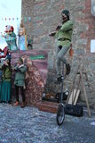 jugglers Fotografia de Stock
