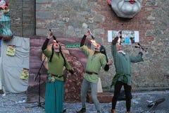 jugglers Imagem de Stock