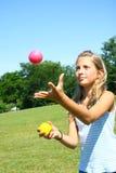 Juggling Royalty Free Stock Photos