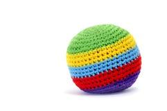 Juggling ball Royalty Free Stock Image