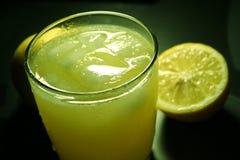 Jugo de limón Foto de archivo