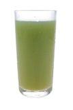Jugo verde Imagen de archivo