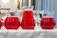 Jugs Royalty Free Stock Image