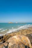 Juguang Matsu Island Untouched Beach V Royalty Free Stock Photos