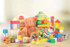 juguete Imagen de archivo libre de regalías