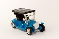 Juguete - coche retro Imagen de archivo
