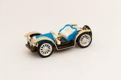 Juguete - coche retro Fotografía de archivo libre de regalías