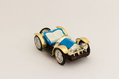 Juguete - coche retro Imagen de archivo libre de regalías