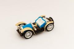 Juguete - coche retro Foto de archivo
