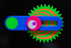 Juguete colorido Fotografía de archivo libre de regalías