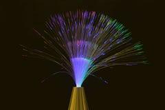 Juguete con la iluminación colorida Imagenes de archivo