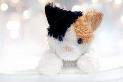 Juguete de Cat Doll Fotos de archivo