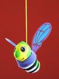Juguete de la abeja Foto de archivo libre de regalías
