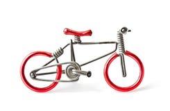 Juguete de la bicicleta Imagenes de archivo
