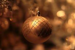 Juguete de la decoración de la Navidad Imagenes de archivo