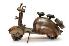 Juguete de la moto Imagenes de archivo