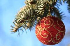 Juguete de la Navidad Foto de archivo