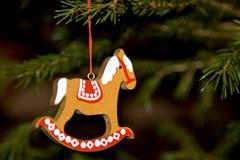 Juguete de la Navidad Imágenes de archivo libres de regalías
