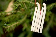 Juguete de la Navidad Foto de archivo libre de regalías