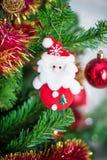 Juguete de la Navidad Fotos de archivo libres de regalías