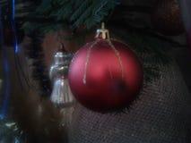 Juguete de la Navidad Fotografía de archivo libre de regalías