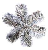Juguete de la Navidad aislado en el fondo blanco Imagenes de archivo
