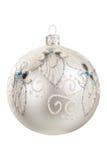 Juguete de la Navidad en el árbol de navidad Imágenes de archivo libres de regalías