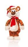 Juguete de la piel del tigre Fotografía de archivo libre de regalías