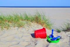 Juguete de la playa Imagen de archivo libre de regalías