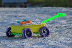 Juguete de la playa Imagen de archivo