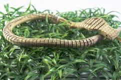 Juguete de la serpiente de la cobra real Imagenes de archivo
