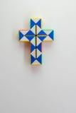 Juguete de la torsión del crucifijo Imagen de archivo