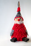 Juguete de las decoraciones de la Navidad Fotografía de archivo libre de regalías