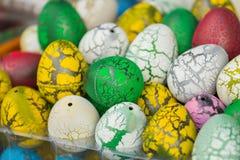 Juguete de los huevos para los childs Imagen de archivo