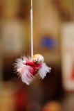 Juguete decorativo de la Navidad. fotos de archivo