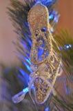Juguete del árbol de navidad Imágenes de archivo libres de regalías