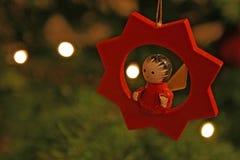 Juguete del árbol de navidad imagenes de archivo